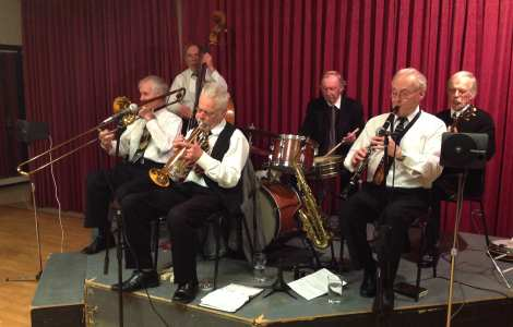 The Excelsior Vintage Jazz Band